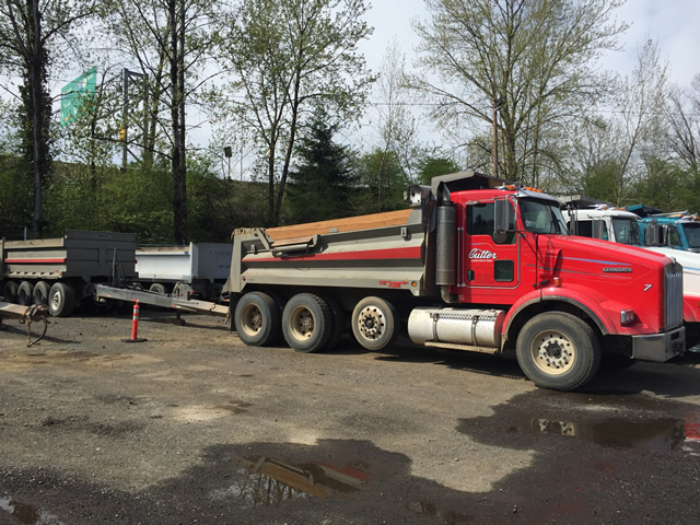 Truck 7 4 Axle Solo With 3 Patch Gates